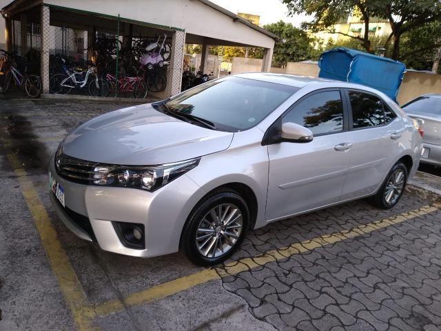 Corolla XEI 2017 - Avista ou Entrada 10mil parcelas de 600 reais