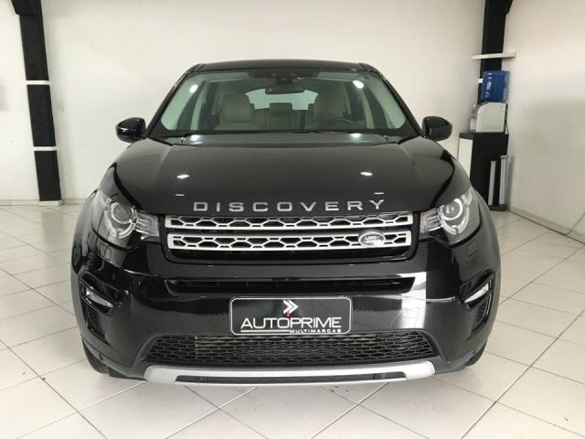 LAND ROVER DISCOVERY SPORT 2015/2015 2.0 16V SI4 TURBO GASOLINA HSE 4P AUTOMÁTICO - Foto 2