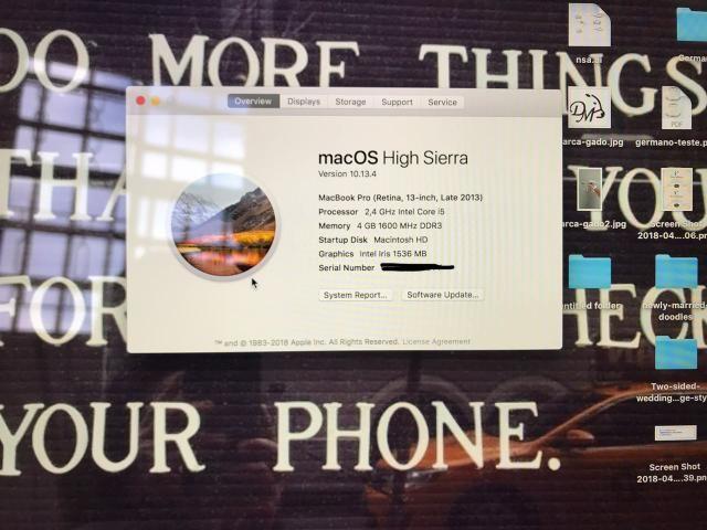 MacBook Pro late 2013 - Foto 6