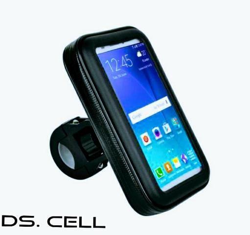 Suporte de celular pra Moto
