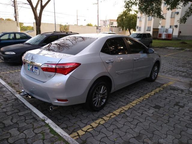 Corolla XEI 2017 - Avista ou Entrada 10mil parcelas de 600 reais - Foto 2