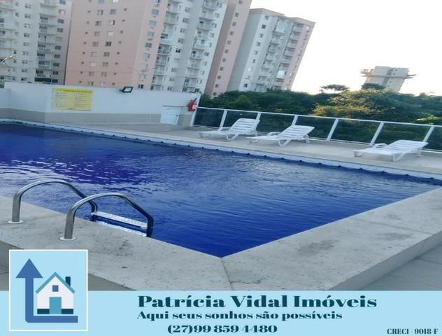 PRV19- Saia do aluguel apartamento pronto pra morar Via Sol na melhor região de Serra! - Foto 2
