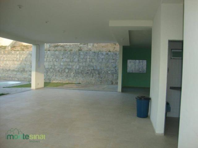 Terreno à venda, 367 m² por R$ 57.000,00 - Condomínio Privê Portal do Agreste - São João/P - Foto 20