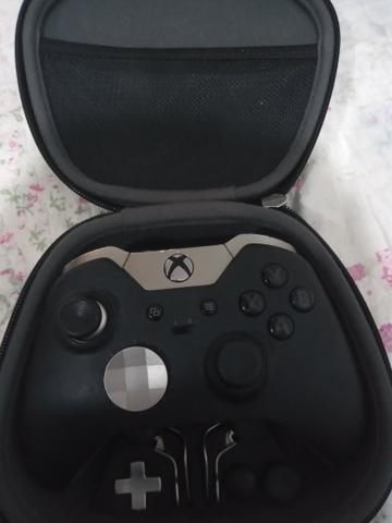 Controle do Xbox one elite - Foto 3