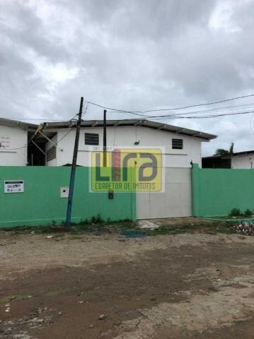 Galpão/depósito/armazém à venda em Cabedelo (todos os setores), Cabedelo cod:2459-1555 - Foto 2