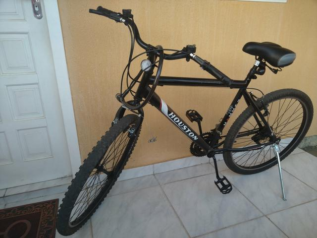 Bike TOP revisada aro 26 (Pronta pra andar) Bicicleta