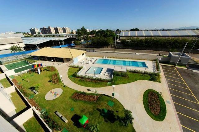_ Apto 2+1 Qts c/ varanda - Vista de Laranjeiras - Residencial Vista do Mestre