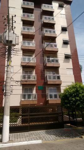 Apartamento 01 dormitorio-01 vaga de garagem-Forte-Praia Grande