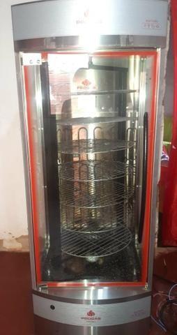 Máquina de assar frango/costela
