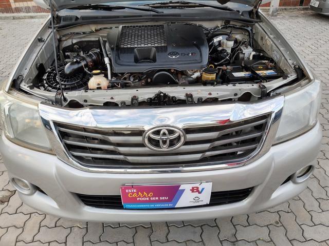 Toyota hilux 3.0 4x4 2013 diesel manual - Foto 6