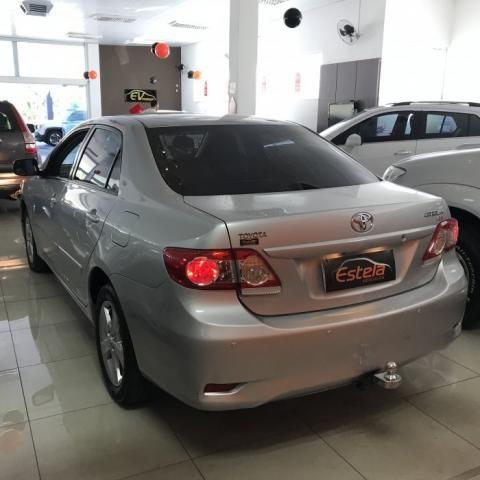 Toyota corolla 2014 1.8 gli 16v flex 4p automÁtico - Foto 7
