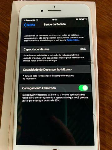 Iphone 8 plus 64GB Rose - Foto 4