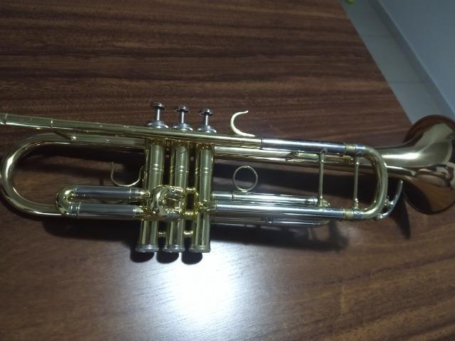 Trompete Weril Regium Concert Sib - Foto 3