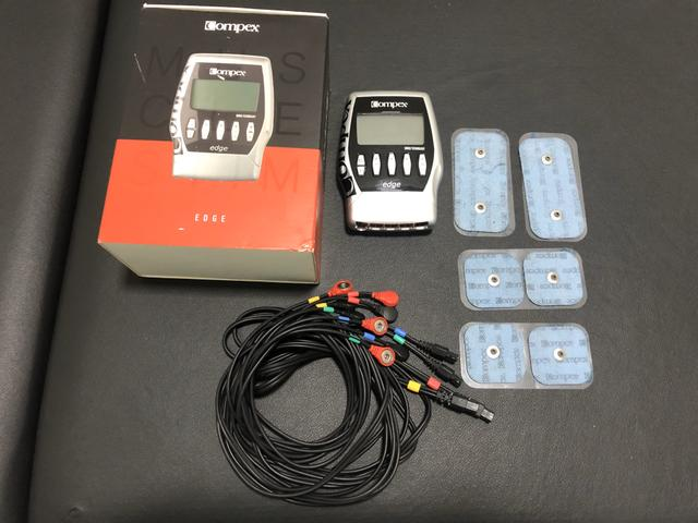 Compex Edge Eletroestimulador - Foto 4