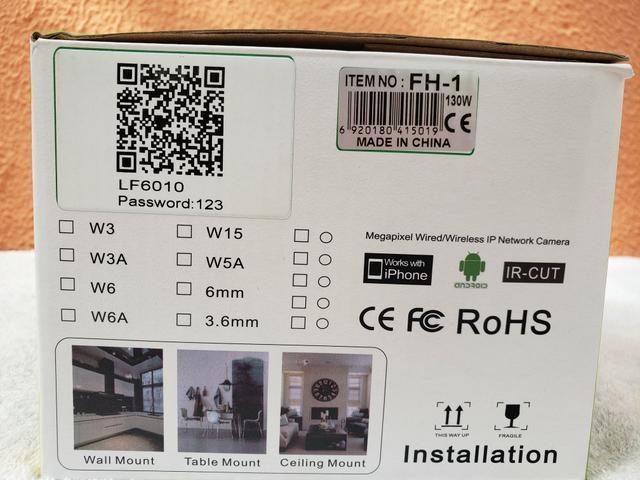 Câmera de Monitoramento - Foto 3