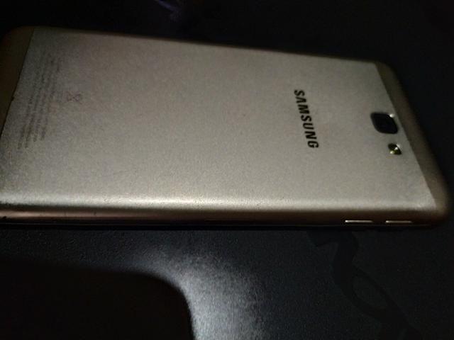 Samsung j7 prime dourado - Foto 2