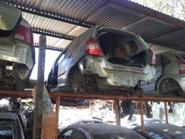 Sucata Honda Fit 2008 - Motor Câmbio Peças Acessórios - CDV Credenciado - Foto 2