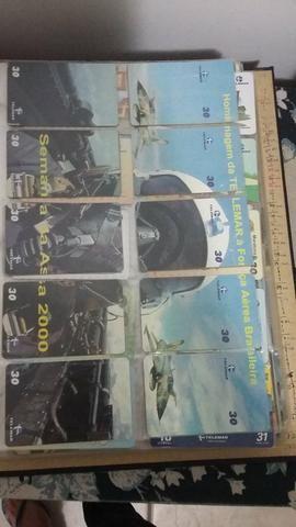 Coleção Cartões Telefonicos - Foto 4