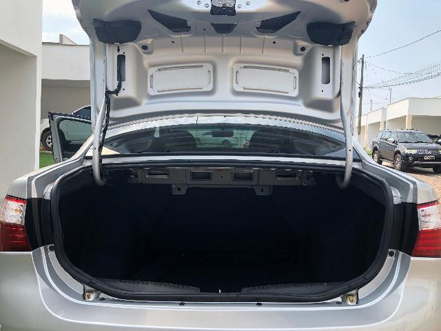 Fiat Grand siena essence 1.6 Flex todo revisado! - Foto 15