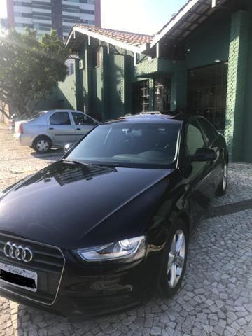 Vendo Audi A4 sedã 2.0 TFSI 2014 c/Teto Solar
