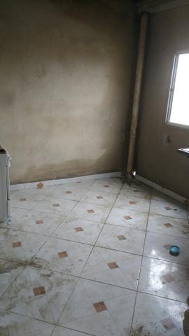 Verdo uma casa em fazer de acabamento uma laje também em santo André perto da escola - Foto 8