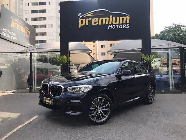 BMW X4 2019/2019 2.0 16V GASOLINA XDRIVE30I M SPORT STEPTRONIC