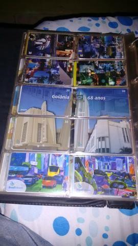 Coleção de cartões - Foto 3