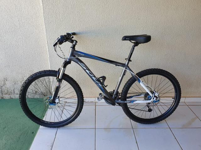 Bicicleta Bike Soul Aro 26 Grupo Shimano Deore
