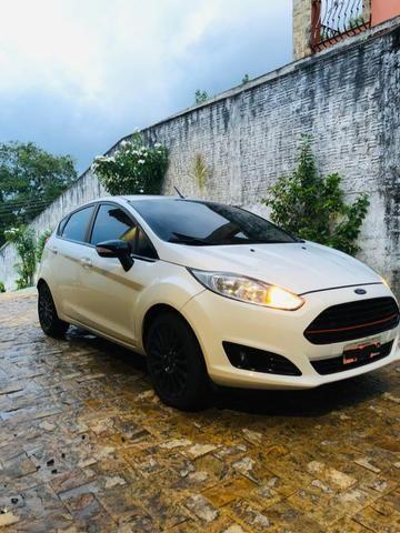 Fiesta Titanium Plus Ecoboost 1.0 Turbo AUT. Power Shift - 16/17