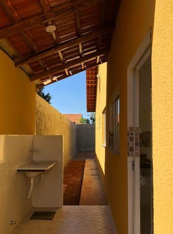 Casa 2 Quartos, entrada baixa, Itaipu - Goiânia - Foto 3