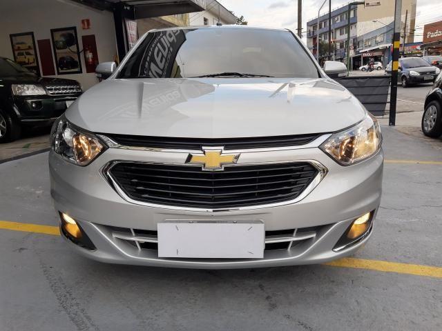 Chevrolet Cobalt 1.8 Mpfi Ltz 8V Flex 4Portas Automático 2017/2018 - Foto 5