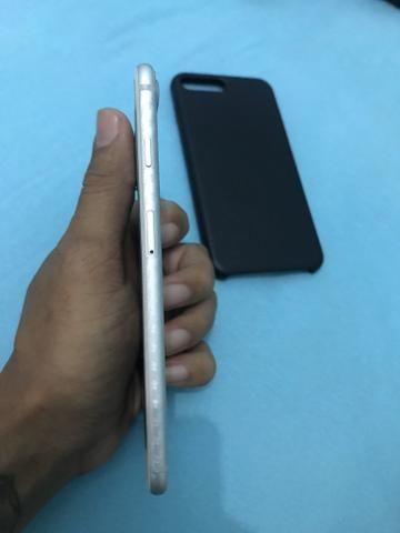 Vendo ou troco iphone 7 plus 256gb - Foto 4