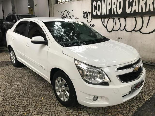 Gm Chevrolet Cobalt 2014/2014 LT 1.4 Top De Linha Novinho !!!! - Foto 6