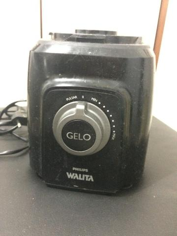 Liquidificador triturador de gelo Philips Walita 600W - Foto 4
