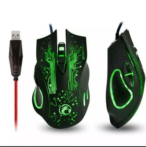 Mouse GAMER h'maston x9 - Foto 3
