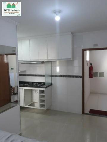 Apartamento à venda com 2 dormitórios em Parque das nações, Santo andré cod:010222AP - Foto 3