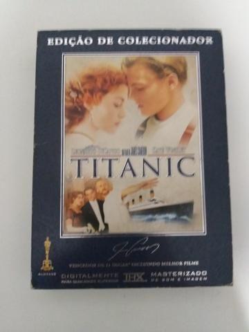 Dvd Titanic Edição Colecionador