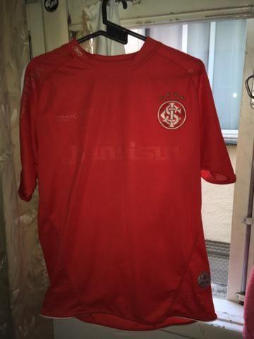 Kit camisetas do Inter para restauração ou coleção - Foto 3