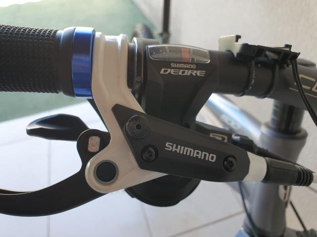 Bicicleta Bike Soul Aro 26 Grupo Shimano Deore - Foto 3