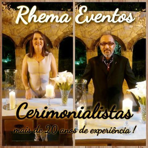 Celebrantes, Juiz e Cerimonialista de Casamentos - Foto 2