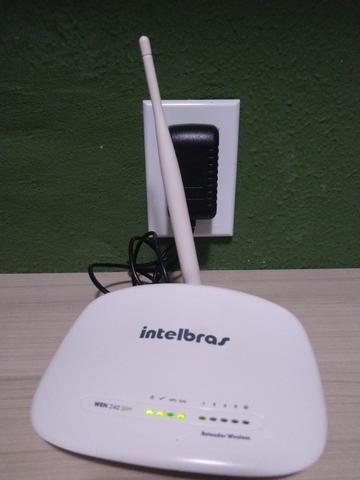 Roteador Intelbras WRN 240 slim - Foto 2