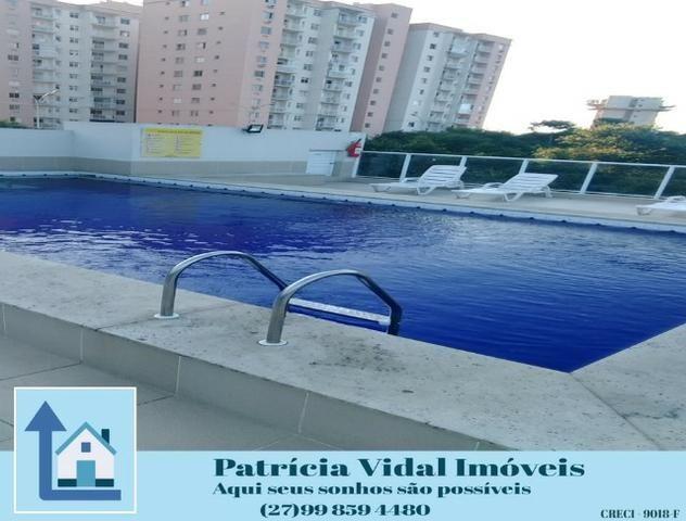 PRV19- Saia do aluguel apartamento pronto pra morar Via Sol na melhor região de Serra!