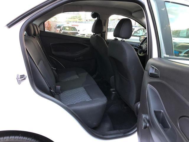 Ka 1.5 SE Sedan-2019-Câmbio automático 6 velocidades.Aceito troca e Financio . - Foto 12