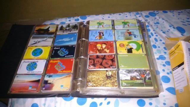 Coleção de cartões - Foto 5
