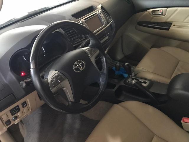 Toyota hilux sw4 2014/2014 3.0 srv 4x4 7 lugares diesel 4p automático - Foto 7