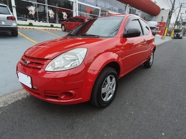 Fodr ka class 2011 vermelho ac troca e financio sem entrada confira - Foto 2