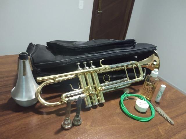 Trompete Weril Regium Concert Sib