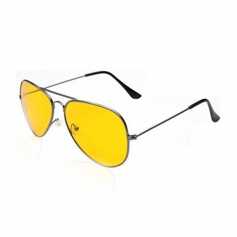451c64789067d Óculos Bl Night Drive Para Dirigir à Noite - Dourado ou Cinza ...