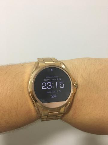 Smart Watch Michael Kors - Bijouterias, relógios e acessórios ... 1f6ea7dfe5