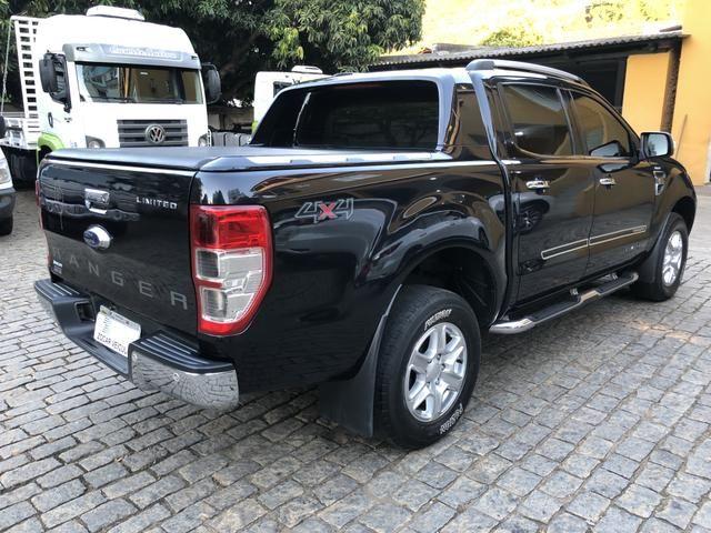 Ford Ranger Limited Multimídia Automático 2014 - Foto 11
